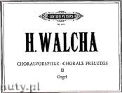 Ok�adka: Walcha Helmut, Chorale Preludes, Vol. 2