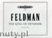 Ok�adka: Feldman Morton, The King of Denmark (Perc)