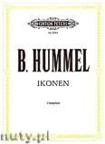 Okładka: Hummel Bertold, Icons for Vibraphon