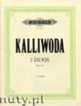 Ok�adka: Kalliwoda Johannes Wenzeslaus, Duos Op.70 (2Vln)