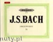 Okładka: Bach Johann Sebastian, Orgelwerke, Fantasien, Fugen, Trios und andere Einzelwerke, 14 Choralvorspiele, Partite diverse über