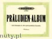 Okładka: , Album of Preludes (Org)