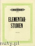 Ok�adka: Thiemann Ulfert, Elementary Studies for Violin