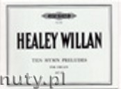 Okładka: Willan Healey, Ten Hymn Preludes for Organ, Vol. 2
