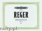Ok�adka: Reger Max, 12 Organ Pieces Op. 65, Vol. 2