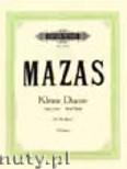 Ok�adka: Mazas Jacques-F�r�ol, Small Duets for 2 Violins, Op. 38, Vol. 1