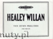 Ok�adka: Willan Healey, Ten Hymn Preludes for Organ, Vol. 3