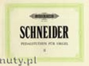 Ok�adka: Schneider Julius, 69 Pedal Studies for Organ Op. 48, Vol. 2