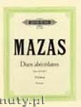 Okładka: Mazas Jacques-Féréol, 10 Duos abecedaires Op. 85 for 2 Violins, Vol. 1