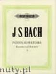 Okładka: Bach Johann Sebastian, The Flute Repertoire Vol.1 (Fl)