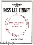 Okładka: Finney Ross Lee, Making Music, The Time - Line, Vol. 1