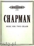 Okładka: Chapman Roger, Music for Two Cellos