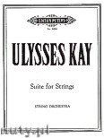 Okładka: Kay Ulysses, Suite for Strings