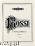 Okładka: Enrico Bossi Marco, Entrée pontificale for Organ, Op. 104 No. 1