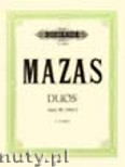 Ok�adka: Mazas Jacques-F�r�ol, Duets Op. 39 for 2 Violins, Vol. 1