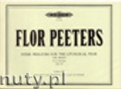 Okładka: Peeters Flor, Hymn Preludes for the Liturgical Year Op.100 Vol.12 (Org)