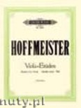 Okładka: Hoffmeister Franz Anton, Studies for Viola