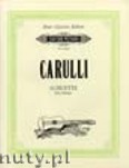 Ok�adka: Carulli Ferdinando, 24 Progressive Duets for 2 Guitars