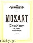 Okładka: Mozart Wolfgang Amadeusz, Little Concerto