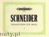 Ok�adka: Schneider Julius, 69 Pedal Studies Op. 67, Vol. 1