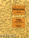 Okładka: Różni, Test Pieces for Orchestral Auditions for Tuba