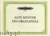 Okładka: , Old Masters of the Organ (Org)