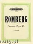 Okładka: Romberg Bernhard Heinrich, 3 Duet Sonatas for 2 Violoncellos, Op. 43