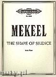 Ok�adka: Mekeel Joyce, The Shape of Silence for Flute