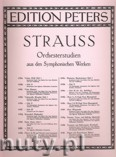 Okładka: Strauss Ryszard, Orchestral Studies from Symphonic Works Vol. 2 (Hp)