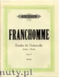 Ok�adka: Franchomme Auguste, 12 Studies, Op. 35