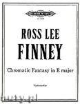 Okładka: Finney Ross Lee, Chromatic Fantasy in E major