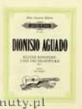Ok�adka: Aguado Dionisio, Little Concert Pieces and Studies from 'M�todo de Guitarra' (1825) Vol.1 (Gtr)