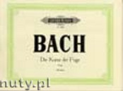 Ok�adka: Bach Johann Sebastian, The Art of Fugue (Org)