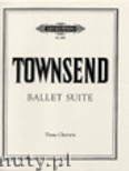 Ok�adka: Townsend Douglas, Ballet Suite for 3 Clarinets