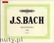 Ok�adka: Bach Johann Sebastian, Organ Works, Vol. 8