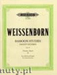Okładka: Weissenborn Julius, Bassoon Studies for Advanced Pupils, Op. 8, Vol. 2