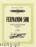 Ok�adka: Sor Fernando, Progressive Studies from Opp. 31, 35 and 60 Vol. 2