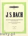 Okładka: Bach Johann Sebastian, 6 Solo Violoncello Suites BWV 1007 - 1012, Edition for Solo Double Bass, Vol. 2