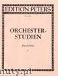 Ok�adka: Nitschke Kurt, Orchestral Studies for Piccolo, Vol. 1