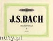 Okładka: Bach Johann Sebastian, Organ Works Volume 2 (Org)