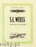 Ok�adka: Wei� Silvius Leopold, 2 Sonatas and 1 Fantasia (Gtr)