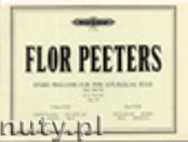 Okładka: Peeters Flor, Hymn Preludes for the Liturgical Year, Op. 100, Vol. 18