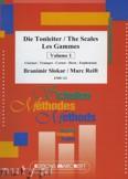 Okładka: Slokar Branimir, Reift Marc, Tonleitern / Gammes / Scales Vol. 1 - CLARINET