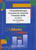 Okładka: Komischke Uwe, Virtuositätsübungen / Virtuosity Drill - Horn