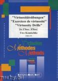 Okładka: Komischke Uwe, Virtuositätsübungen / Virtuosity Drill - Tuba