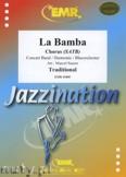 Ok�adka: Saurer Marcel, La Bamba (Chorus SATB) - Wind Band