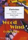 Okładka: Naulais Jérôme, Flutissimo - Flute