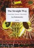 Okładka: Rodenmacher Luc, The Straight Way - Wind Band