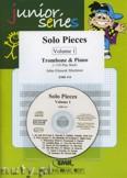 Ok�adka: Mortimer John Glenesk, Solo Pieces Vol. 1 - Trombone