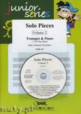 Okładka: Mortimer John Glenesk, Solo Pieces Vol. 2 - Trumpet
